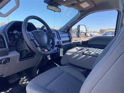 2020 Ford F-550 Regular Cab DRW 4x4, Scelzi SCTFB Contractor Body #LDA07888 - photo 12