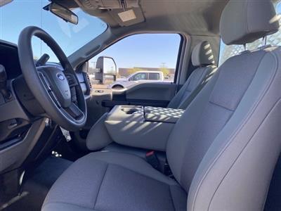 2020 Ford F-550 Regular Cab DRW 4x4, Scelzi SCTFB Contractor Body #LDA07888 - photo 13