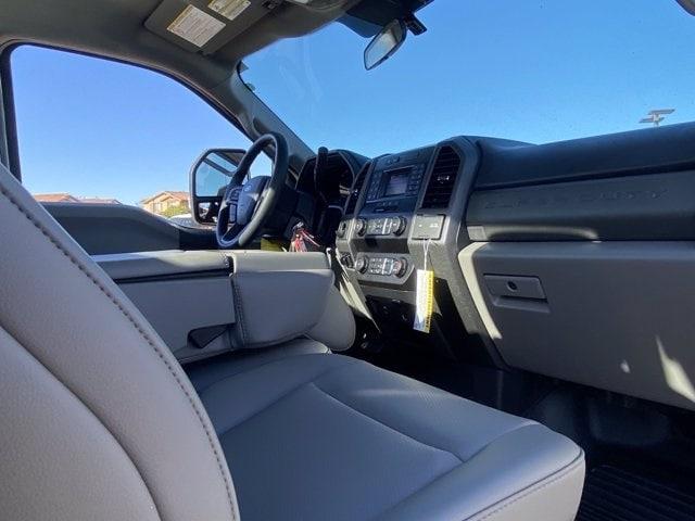 2020 Ford F-550 Regular Cab DRW 4x4, Scelzi SEC Combo Body #LDA07980 - photo 11