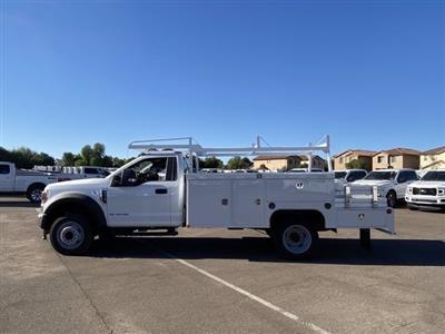 2020 Ford F-550 Regular Cab DRW 4x4, Scelzi SEC Combo Body #LDA07980 - photo 5