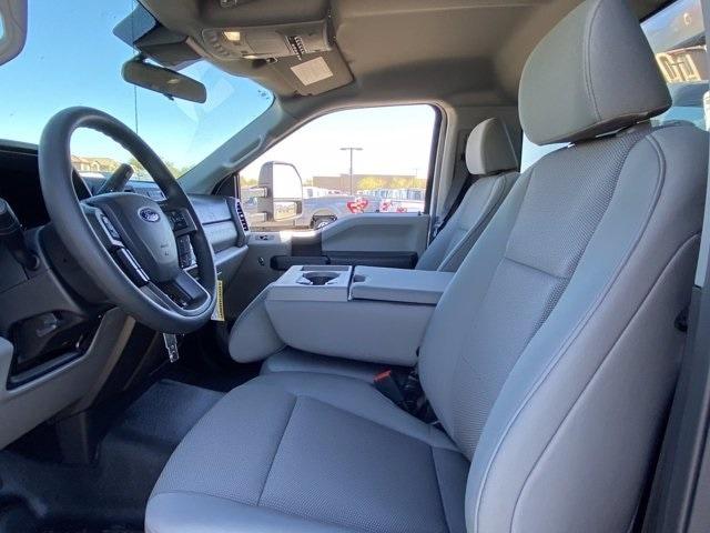 2020 Ford F-550 Regular Cab DRW 4x2, Knapheide KUVcc Service Body #LDA09216 - photo 13
