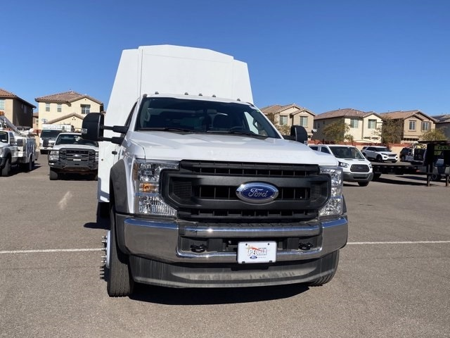 2020 Ford F-550 Regular Cab DRW 4x2, Knapheide Service Body #LDA09216 - photo 1