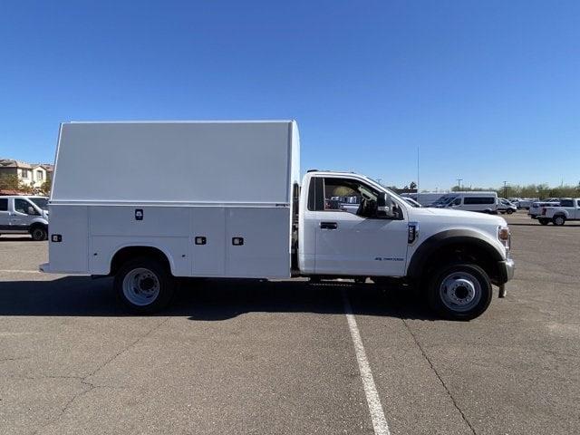 2020 Ford F-550 Regular Cab DRW 4x2, Knapheide KUVcc Service Body #LDA09216 - photo 4