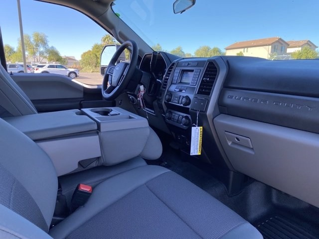 2020 Ford F-550 Regular Cab DRW 4x2, Knapheide KUVcc Service Body #LDA09217 - photo 10