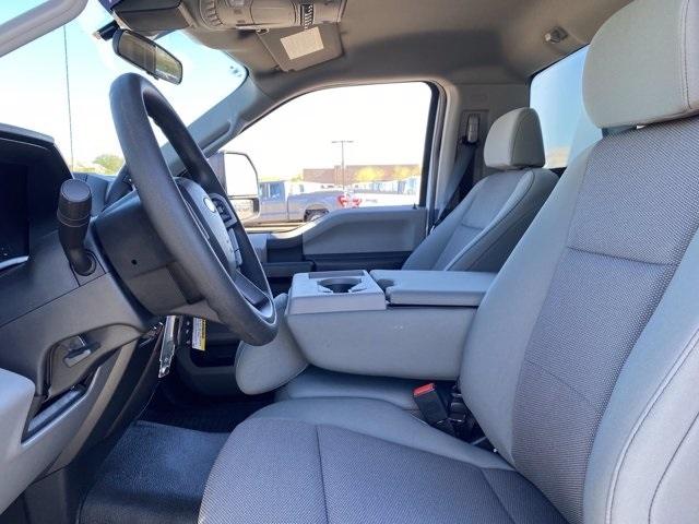 2020 Ford F-550 Regular Cab DRW 4x2, Knapheide KUVcc Service Body #LDA09217 - photo 12