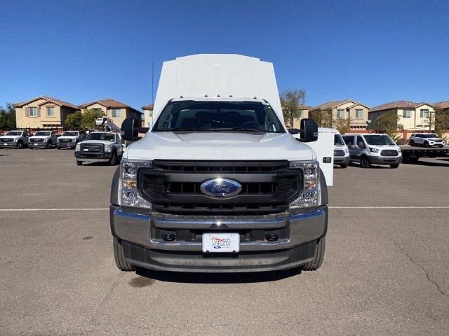 2020 Ford F-550 Regular Cab DRW 4x2, Knapheide KUVcc Service Body #LDA09217 - photo 3