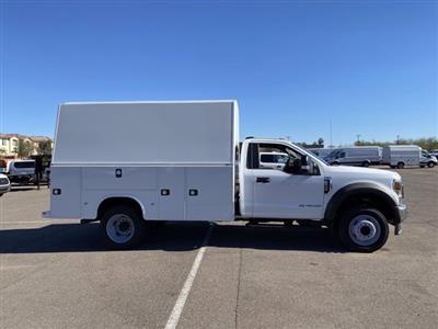 2020 Ford F-550 Regular Cab DRW 4x2, Knapheide KUVcc Service Body #LDA09217 - photo 4