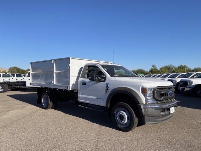 2020 Ford F-450 Regular Cab DRW 4x2, Scelzi Landscape Dump #LDA09268 - photo 1