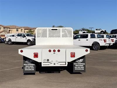 2020 Ford F-550 Regular Cab DRW 4x4, Scelzi SFB Platform Body #LDA09276 - photo 8