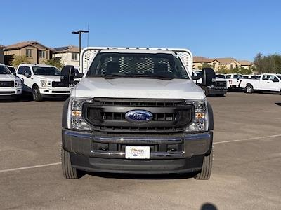 2020 Ford F-550 Regular Cab DRW 4x4, Scelzi SFB Platform Body #LDA09276 - photo 3