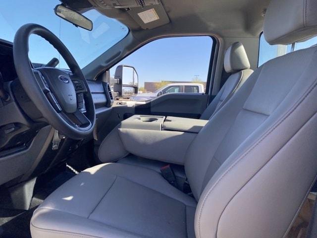 2020 Ford F-550 Regular Cab DRW 4x4, Scelzi SEC Combo Body #LDA09277 - photo 13