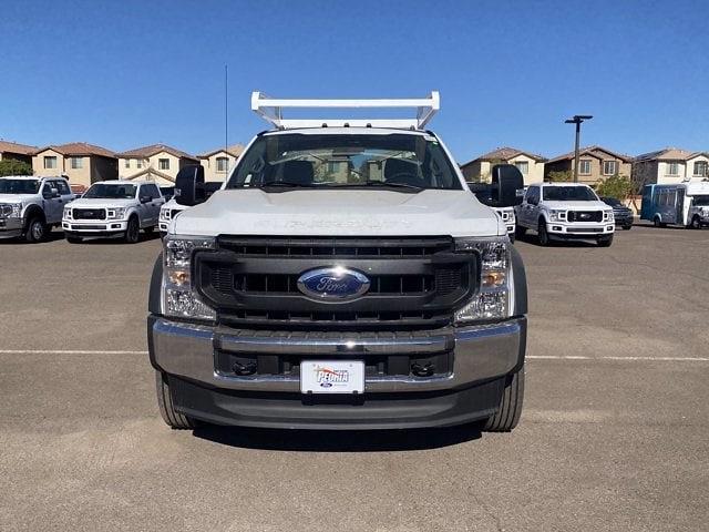 2020 Ford F-550 Regular Cab DRW 4x4, Scelzi SEC Combo Body #LDA09277 - photo 3