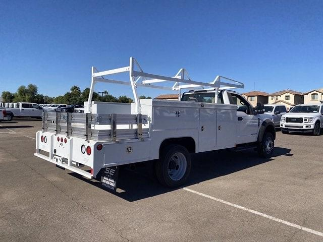2020 Ford F-550 Regular Cab DRW 4x4, Scelzi Combo Body #LDA09277 - photo 1