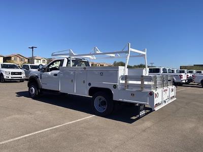 2020 Ford F-550 Regular Cab DRW 4x4, Scelzi SEC Combo Body #LDA09277 - photo 7