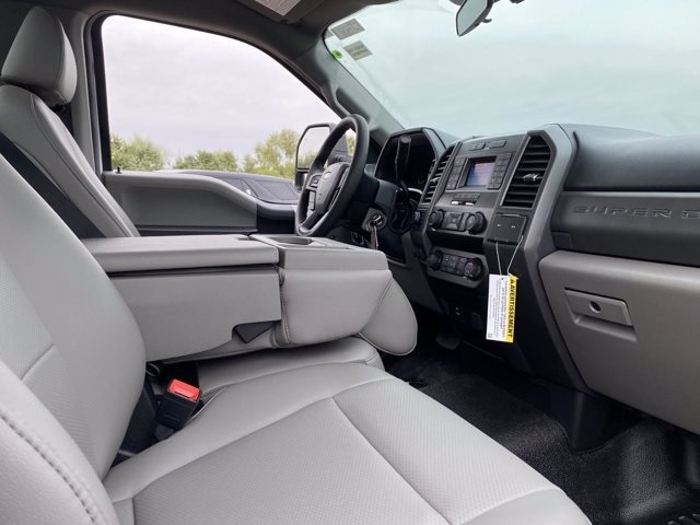 2020 Ford F-550 Regular Cab DRW 4x4, Monroe Work-A-Hauler II Platform Body #LDA09594 - photo 10