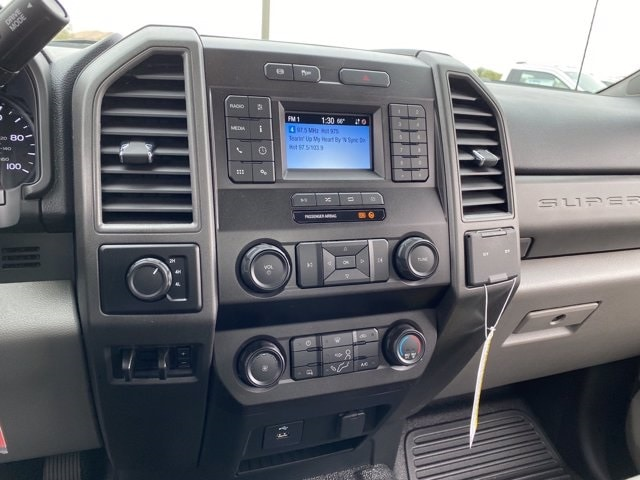 2020 Ford F-550 Regular Cab DRW 4x4, Monroe Work-A-Hauler II Platform Body #LDA09594 - photo 14