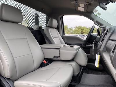 2020 Ford F-550 Regular Cab DRW 4x4, Monroe Work-A-Hauler II Platform Body #LDA09594 - photo 9