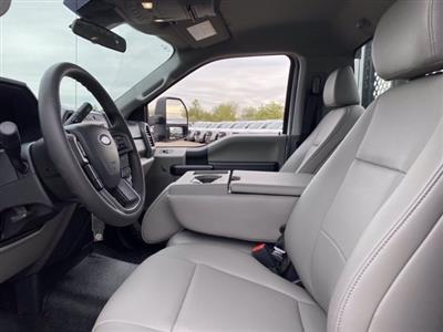 2020 Ford F-550 Regular Cab DRW 4x4, Monroe Work-A-Hauler II Platform Body #LDA09594 - photo 13