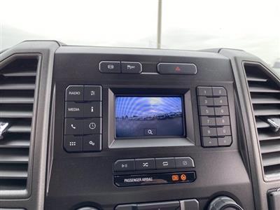 2020 Ford F-550 Regular Cab DRW 4x4, Monroe Work-A-Hauler II Platform Body #LDA09594 - photo 17