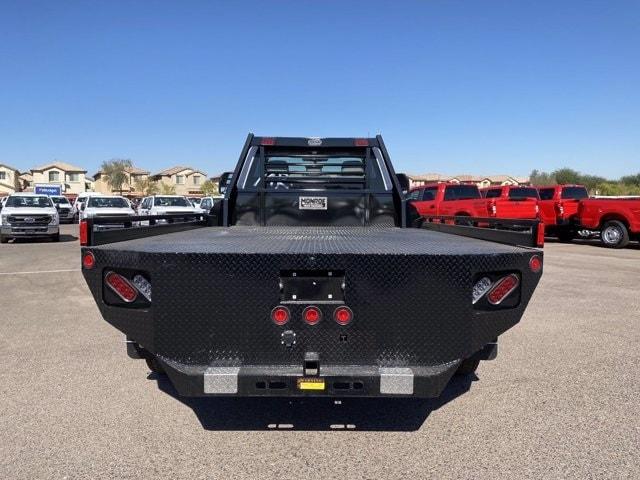 2020 Ford F-550 Regular Cab DRW 4x4, Hillsboro Platform Body #LDA09598 - photo 8