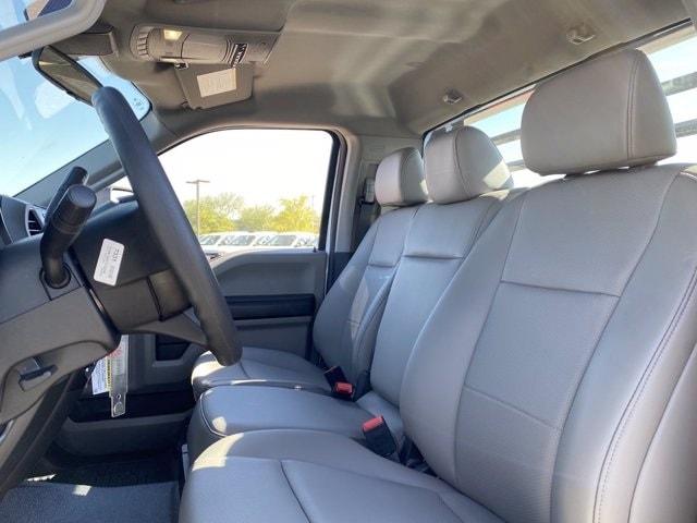 2020 Ford F-550 Regular Cab DRW 4x4, Hillsboro Platform Body #LDA09598 - photo 14
