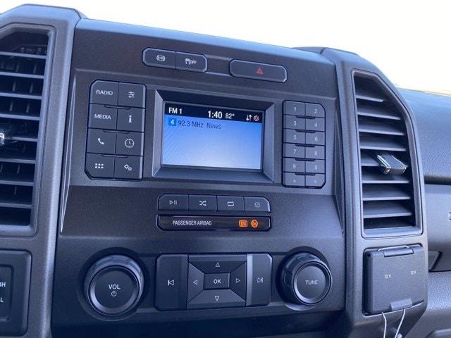 2020 Ford F-550 Regular Cab DRW 4x4, Hillsboro Platform Body #LDA09598 - photo 16