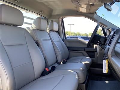 2020 Ford F-550 Regular Cab DRW 4x4, Hillsboro Platform Body #LDA09598 - photo 9