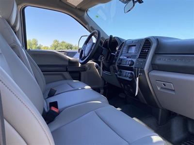 2020 Ford F-550 Regular Cab DRW 4x4, Hillsboro Platform Body #LDA09598 - photo 10