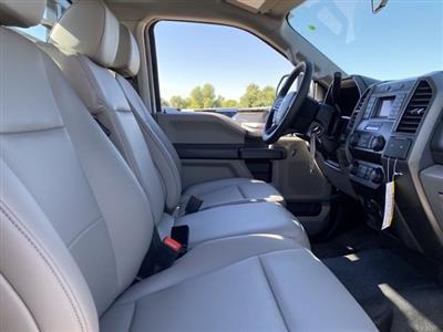 2020 Ford F-550 Regular Cab DRW 4x4, Hillsboro Platform Body #LDA09598 - photo 11