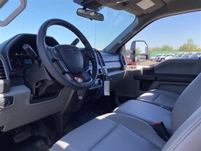 2020 Ford F-550 Regular Cab DRW 4x4, Hillsboro Platform Body #LDA09598 - photo 12