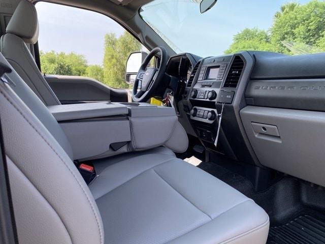 2020 Ford F-450 Regular Cab DRW 4x2, Scelzi CTFB Contractor Body #LDA09634 - photo 11