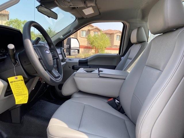 2020 Ford F-450 Regular Cab DRW 4x2, Scelzi CTFB Contractor Body #LDA09634 - photo 15