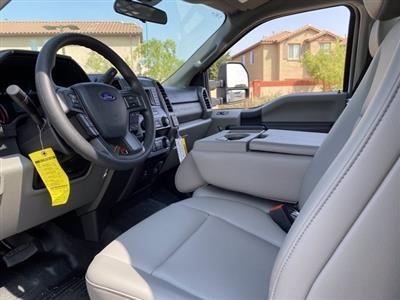 2020 Ford F-450 Regular Cab DRW 4x2, Scelzi CTFB Contractor Body #LDA09634 - photo 14