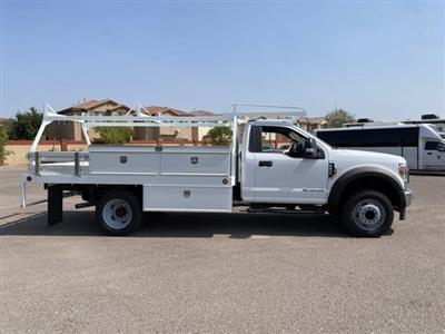 2020 Ford F-450 Regular Cab DRW 4x2, Scelzi CTFB Contractor Body #LDA09634 - photo 5