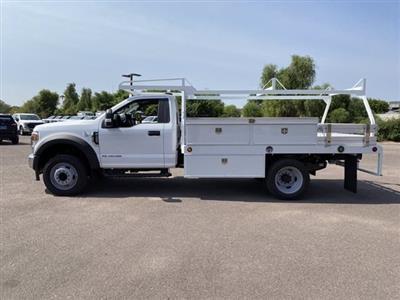 2020 Ford F-450 Regular Cab DRW 4x2, Scelzi CTFB Contractor Body #LDA09634 - photo 6