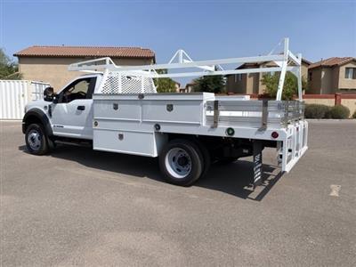 2020 Ford F-450 Regular Cab DRW 4x2, Scelzi CTFB Contractor Body #LDA09634 - photo 2