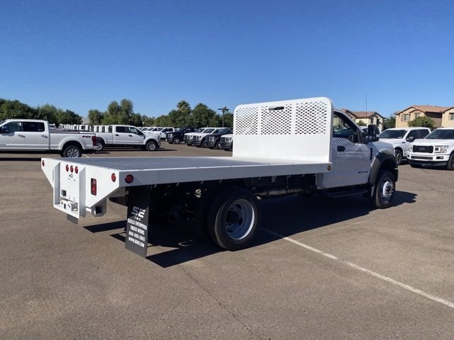 2020 Ford F-450 Regular Cab DRW 4x2, Scelzi Platform Body #LDA09636 - photo 1