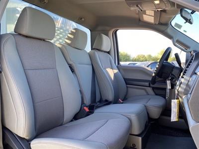 2020 Ford F-550 Regular Cab DRW 4x2, Scelzi Landscape Dump #LDA09638 - photo 9