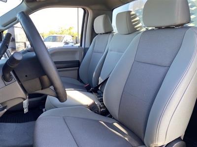 2020 Ford F-550 Regular Cab DRW 4x2, Scelzi Landscape Dump #LDA09638 - photo 12