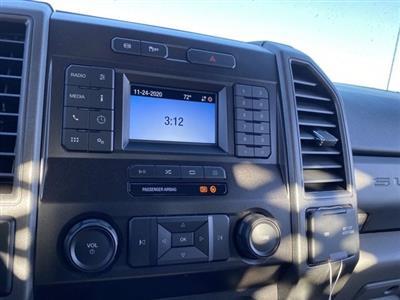 2020 Ford F-550 Regular Cab DRW 4x2, Scelzi Landscape Dump #LDA09638 - photo 14