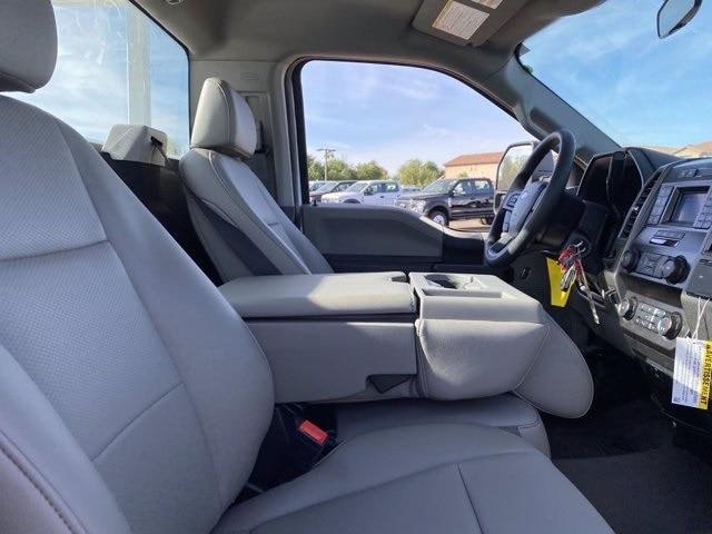 2020 Ford F-550 Regular Cab DRW 4x2, Scelzi Signature Service Body #LDA09639 - photo 11