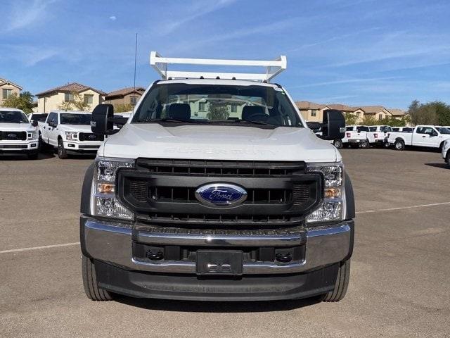 2020 Ford F-550 Regular Cab DRW 4x2, Scelzi Signature Service Body #LDA09639 - photo 3