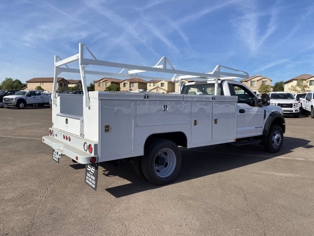 2020 Ford F-550 Regular Cab DRW 4x2, Scelzi Service Body #LDA09639 - photo 1