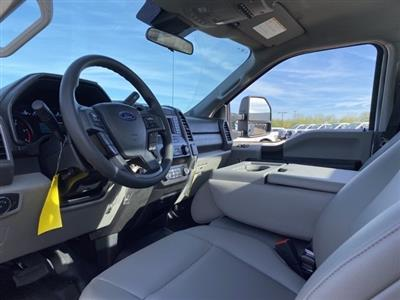 2020 Ford F-550 Regular Cab DRW 4x2, Scelzi Signature Service Body #LDA09639 - photo 12