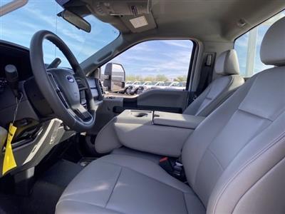 2020 Ford F-550 Regular Cab DRW 4x2, Scelzi Signature Service Body #LDA09639 - photo 13