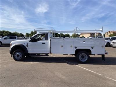 2020 Ford F-550 Regular Cab DRW 4x2, Scelzi Signature Service Body #LDA09639 - photo 5