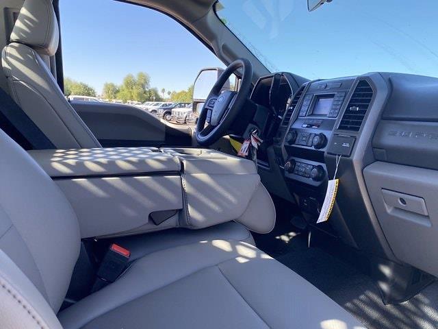 2020 Ford F-550 Regular Cab DRW 4x2, Scelzi CTFB Contractor Body #LDA09640 - photo 10