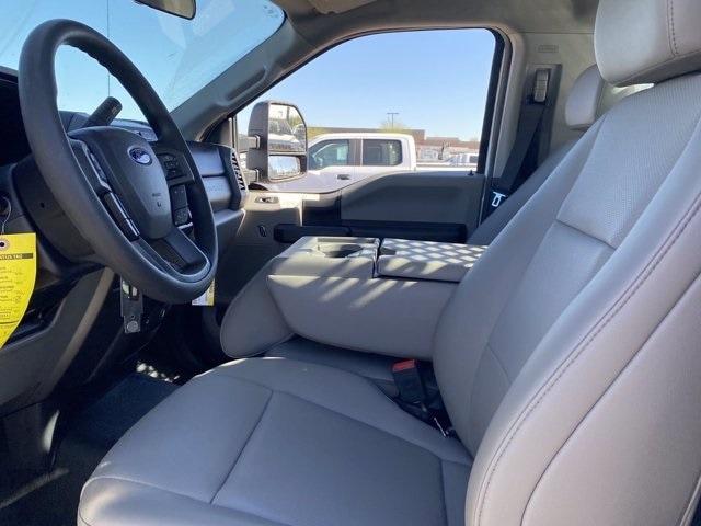 2020 Ford F-550 Regular Cab DRW 4x2, Scelzi CTFB Contractor Body #LDA09640 - photo 12