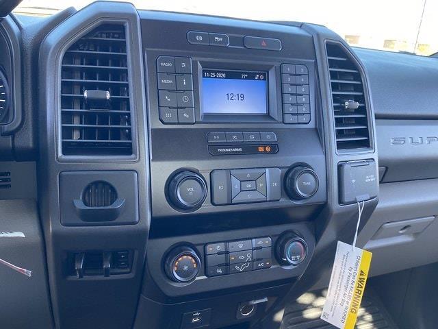 2020 Ford F-550 Regular Cab DRW 4x2, Scelzi CTFB Contractor Body #LDA09640 - photo 13