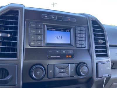 2020 Ford F-550 Regular Cab DRW 4x2, Scelzi CTFB Contractor Body #LDA09640 - photo 14